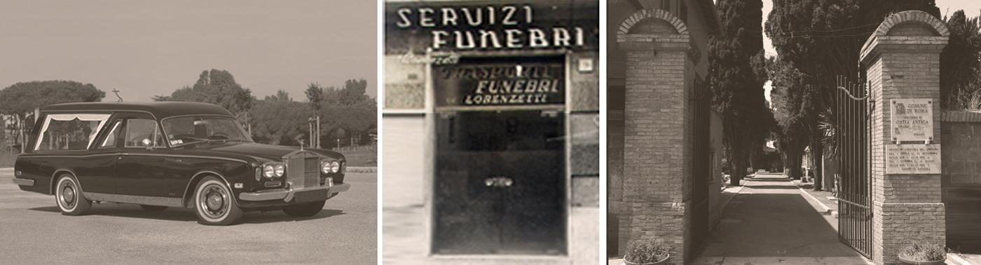 Agenzia funebre Lorenzetti Roma