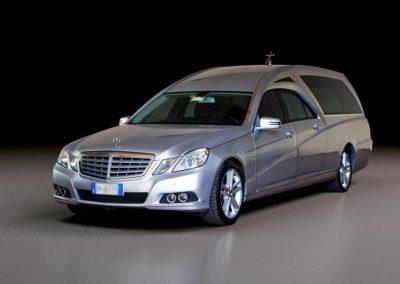 Mercedes Limousine M400 metallizzata